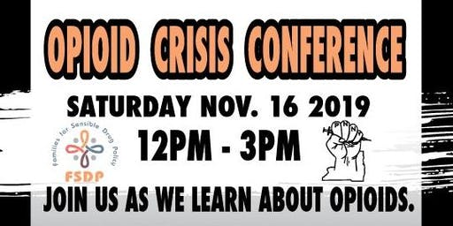 Opioid Crisis Conference