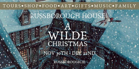 Family Friendly Wilde Christmas House Tour  tickets