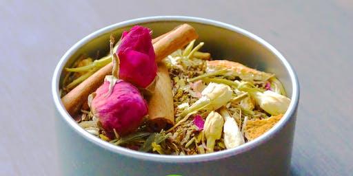 |AM| Atelier de confection de thé personnalisé