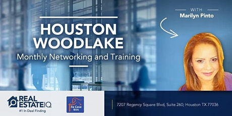 [ONLINE EVENT FOR MARCH] Houston - Woodlake Deal Finding Training tickets