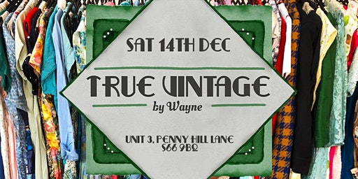 True Vintage by Wayne