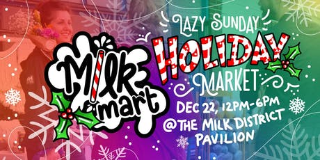 Lazy Shopper Holiday Market tickets