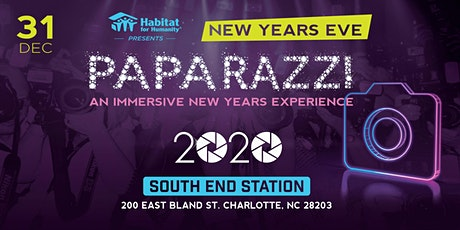 SouthEnd Station Paparazzi New Year's Eve 2019 - NYE tickets