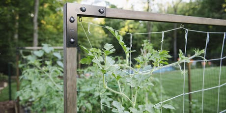 Workshop: Create a Productive, Aesthetically Pleasing Vegetable Garden tickets