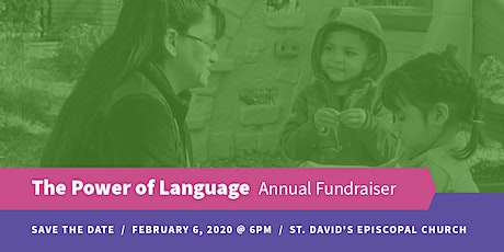 The Power of Language 2020 tickets