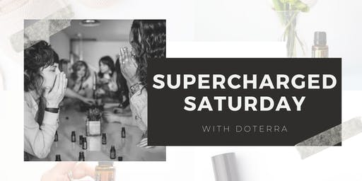 Supercharged Saturday with doTERRA