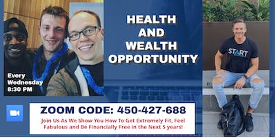 Health and Wealth Opportunity Webinar