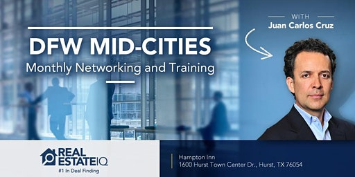 DFW - Mid-Cities Monthly Deal Finding Training