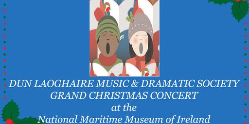Christmas Concert with Dun Laoghaire Music & Dramatic Society