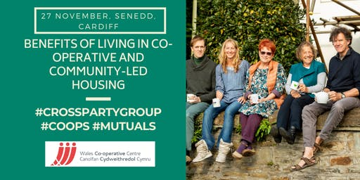 CPG November Meeting: Benefits of living in Community-led housing