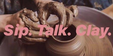 "TalkTherapyNYC""Clay Date"" tickets"