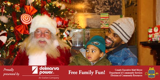 Holiday Open House at Rockwood Park & Museum