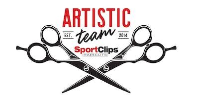Sport Clips Artistic Team Caravan