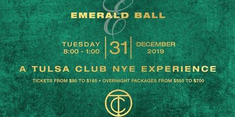 The Emerald Ball tickets