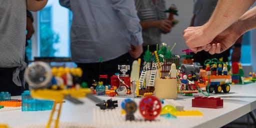 LEGO® SERIOUS PLAY® Certified Facilitator Training - Januar 2020 (in Deutsch)