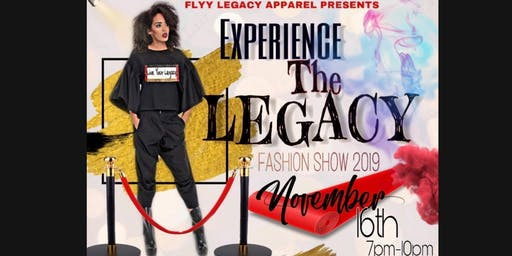 Experience The Legacy Fashion Show 2019