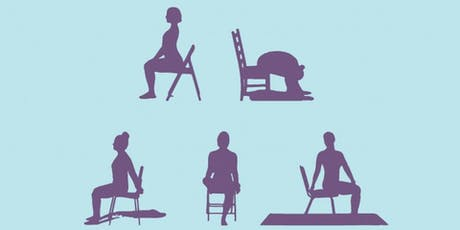 Chair Yoga - EDC Employees Only tickets