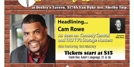 Comedy Show - Dooley's Tavern