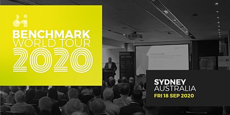 Benchmark World Tour 2020 - Sydney tickets