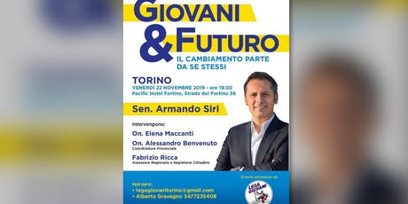 Giovani & Futuro biglietti