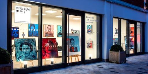 White Light Gallery - Stratford Upon Avon -Opening Event