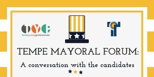 TYP presents Tempe Mayoral Forum
