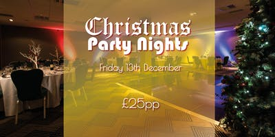Christmas Party Night - 13th December £25pp