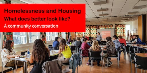 Homelessness and Housing in Edinburgh. What does better look like?