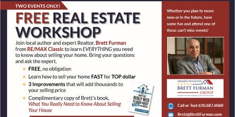 Free Real Estate Workshop tickets