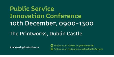 Public Service Innovation Conference tickets