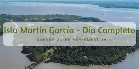 Isla Martín García - Día Completo entradas