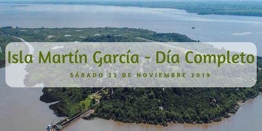 Isla Martín García - Día Completo