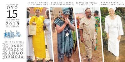 ENTENDA OS ORIXÁ NA ÁFICA - Ogun, Yemoja,  Osun e Sango.