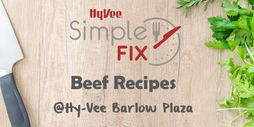 Simple Fix Meal Prep TO GO: Beef Recipes