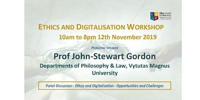 Ethics and Digitalisation Workshop