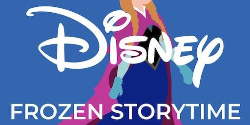 Disney Frozen Storytime