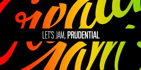 Prudential + Adobe Creative Jam tickets