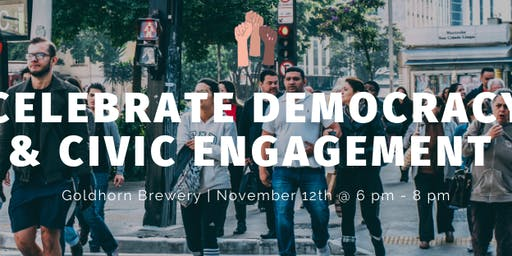 Celebrate Democracy & Civic Engagement