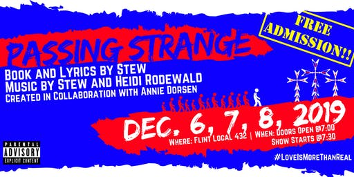 Passing Strange 12/6/19