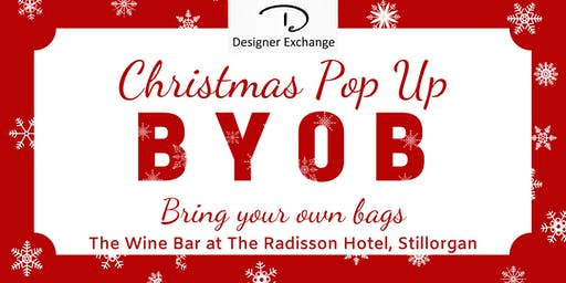 Designer Exchange Bring Your Own Bags - Christmas Pop-Up