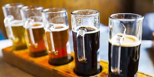 Alumni Brewery Crawl