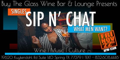 Singles Mixer | Open Panel Discussion - What Men Want