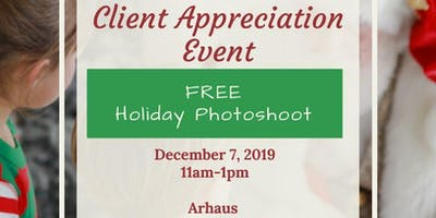 Free Holiday Photoshoot with Palo Premier Homes