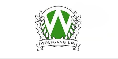 Wolfgang Uni: Social Strategy Training  tickets