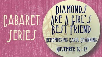 """""""Diamonds Are a Girl's Best Friend: Remembering Carol Channing"""""""
