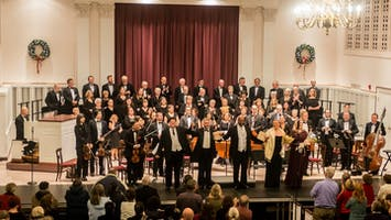"""The Music of Christmas"" -- Elmhurst Choral Union & Orchestra"