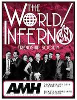 The World / Inferno Friendship Society