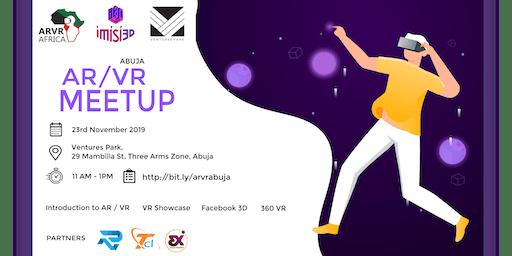 AR/VR Abuja Meetup