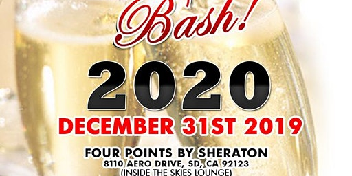 NEW YEARS EVE BASH 2020 SAN DIEGO