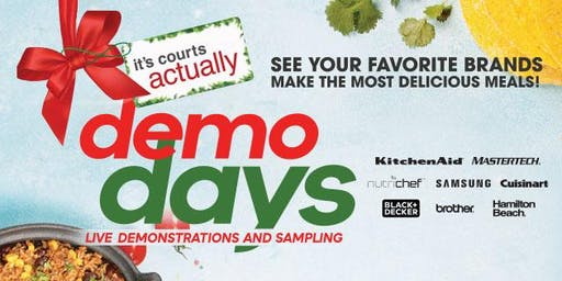 It's Courts Actually- Demo Days